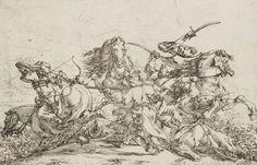 Johann Wilhelm Baur, Battaglia Polacha contra Turchi, 1636 r.