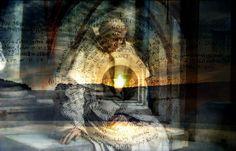 """#despertar Deus deve agir e se derramar a si mesmo em nós quando estivermos prontos, por outras palavras quando estivermos totalmente vazios do 'eu'."""" — Meister Eckhart, Eckhart Society – Seus Ensinamentos – Abdicarmos De Nós Mesmos – Sermão 4 www.eckhartsociet... eckhart/his-teachings; see Maurice O'C. Walshe, trans., The Complete Mystical Works of Meister Eckhart (New York: Crossroad Publishing Co., 2010).  foto: h.koppdelaney"""
