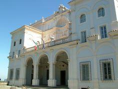 these are my ancestors! Villa Falconieri, Frascati, Italy