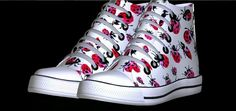 Thank you for your order! Converse Chuck Taylor High, Converse High, High Top Sneakers, Custom Canvas, Chuck Taylors High Top, High Tops, Kicks, Mexico, Shoes