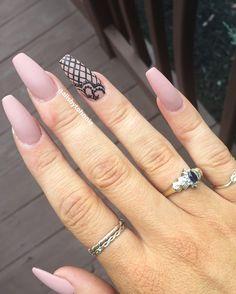 P i n t e r e s t : ✖ nails в 2019 г. nails, pretty nails и swag nai Pretty Nail Designs, Simple Nail Designs, Nail Art Designs, Nails Design, Nude Nails, Acrylic Nails, Nagellack Trends, Nail Design Video, Nails Only