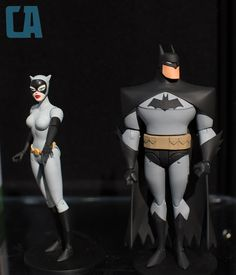 Toy Fair 2014: The DC Collectibles Booth