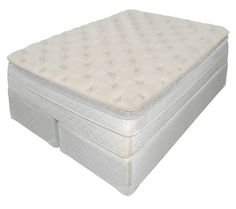 The HarmonyAir LS5 is an elegant pillowtop #airbed. http://www.healthysleep.us/m7/4002--harmony-11-inch-airbed.html The LS5 is comparable to Select Comfort's 'p5' which sells for $2,599.00 (You can save over $700.00). This is a very nice mid level pillow top with an elegant Belgian Damask cover.   Queen Size Starts at $1549.00 Price Includes : Top, #Mattress and Pump.  ORDER BY PHONE:1-866-647-2735