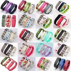 3PCS Large Small Replacement Wrist Band Clasp for Fitbit Flex Bracelet NoTracker Like this.