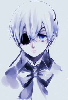 Ciel Phantomhive    kuroshitsuji / #anime