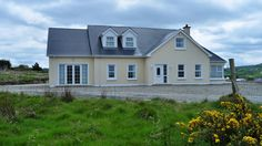 Teach Aisling is a modern 3 bedroom holiday home located just 5km from Malin Head - Irelands most northernly point. This spacious self catering accommodation is an ideal base to explore the rugged and beautiful Inishowen Peninsula.  View at: http://www.donegalcottageholidays.com/teach-aisling-malin