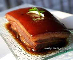 Mike loves pork belly.. any pork belly. So does my mother in law. I only like it if the fat layer melts in the mouth with no fatty smell. ...
