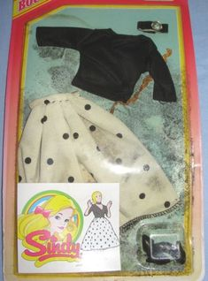 RARE VINTAGE BOUTIQUE SINDY DOLL OUTFIT PEDIGREE