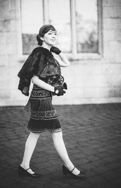 Gatsbylady Clara dress by A Clothes Horse
