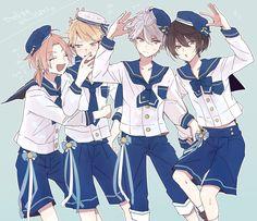 sailor boys :DD