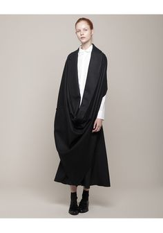 LIMI FEU | Loop Coat | Shop at La Garçonne