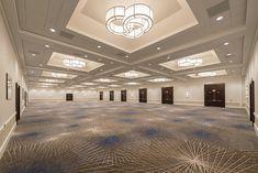 Hilton Walt Disney World - Ballroom Fixtures Downtown Disney Hotels, Led Fixtures, Walt Disney World, Orlando, Orlando Florida