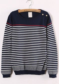 what makes the perfect striped sweater?