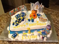 Shushybye cake for Elijah