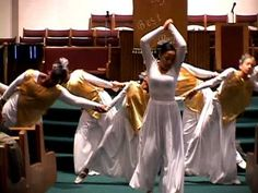 God Blocked It Praise Dance Performance.......This performance was absolutely beautiful, I had to shout!