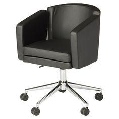 Found it at AllModern - Metro Club Mid-Back Task Chair