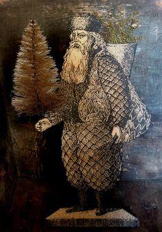 Daryl McMahon: Victorian Santas