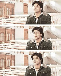 I love these cute expressions of @Olivia Gulino SRK in #DDLJ (◡‿◡✿) pic.twitter.com/J8Loe65nsA