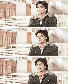 I love these cute expressions of @Omg SRK in #DDLJ (◡‿◡✿) pic.twitter.com/J8Loe65nsA