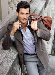 Collezione - Jacket - Trousers  and Holdall