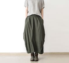 Cheap skirt fashion, Buy Quality linen blend skirt directly from China linen trousers for women Suppliers:    2015 New Women Shirt Slant Oblique Button Irregular Plus Size Roll Up Sleeve Wash Solid Color Pocket Loose Casu