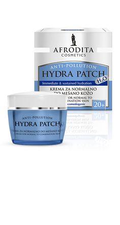 Kozmetika Afrodita - Hydra Patch H2O KREMA ZA NORMALNU DO MJEŠOVITU KOŽU