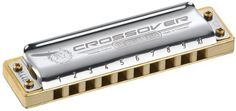 Hohner M2009BX-C Harmonica, Key of C by Hohner Inc, USA. $56.53. With the Crossover we have expanded the Marine Band series to introduce a new, top-of-the-line professional quality instrument for the discerning player in modern blues, rock, jazz, soul or funk. The revolutionary laminated bamboo comb (patent pending) is completely sealed, making it water repellent and exceptionally stable. In combination with the screw together assembly the Crossover is extremely airtig...
