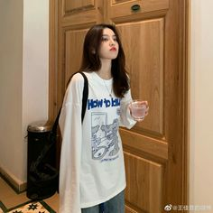 Korean Fashion Shorts, Korean Fashion Fall, Lit Outfits, Trendy Outfits, Cool Outfits, Annie Leblanc Outfits, Chill Style, Best Photo Poses, Girls Time