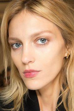 Isabel Marant Fall 2014: Natural Beauty Look