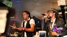 Jah Cure Performance @ Tracks & Records @cureagain
