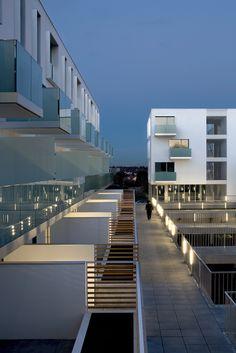 Canopia Park Housing / BABIN+RENAUD
