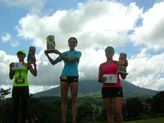 Delaney and Moran victorious in Costa Rica Skyrunning Race