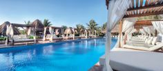 El Dorado Seaside Suites - Karisma Hotels- Un endroit romantique!
