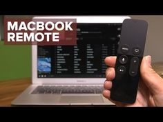 Control a MacBook with an Apple TV remote