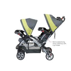 11 Best Double Strollers Compatible With Graco Snugride