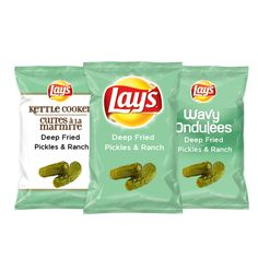 I just created Deep Fried Pickles & Ranch on Lay's Kettle Cooked, Original and Wavy for #DoUsAFlavourCanada. What's your flavour idea? Create the next great Lay's flavour & you could win† $50k + 1% of your flavour's future sales†† http://lays.ca/flavour