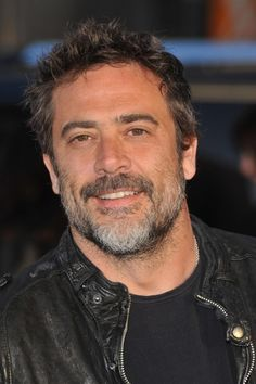 Jeffrey Dean Morgan dark, brooding, with a certain aura of authority - that's what gets me like ALWAYS
