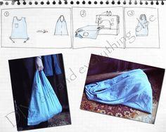 recycling T-shirt bag Shirt Bag, T Shirt, Recycled Shirts, Recycling, Bags, Supreme T Shirt, Handbags, Tee Shirt, Recycled T Shirts