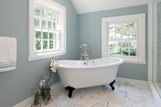 Languid Blue by Sherwin Williams