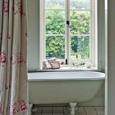 Bathroom | Devon modern country house | House tour | PHOTO GALLERY | Country Homes and Interiors | Housetohome.co.uk
