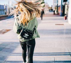 Adidas campaign by urban www. Adidas Jacket, Campaign, Athletic, Urban, Jackets, Fashion, Down Jackets, Moda, Athlete