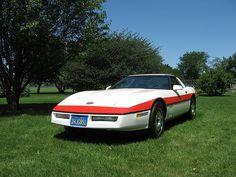 A-Team Corvette