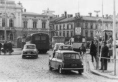 Post with 5951 views. in Finland Old Pictures, Old Photos, History Of Finland, Old Buildings, Helsinki, Vintage Photographs, Historian, Time Travel, Funny Jokes