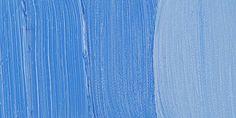 Holbein oils - Verditer Blue