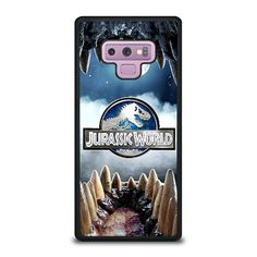 JURASSIC WORLD Samsung Galaxy Note 9 Case - Best Custom Phone Cover Cool Personalized Design – Favocase