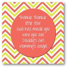 Twinkle Twinkle Little Star - www.mooshimoo.co.za