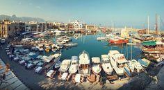 Kıbrıs'ın tarihi yerleri.