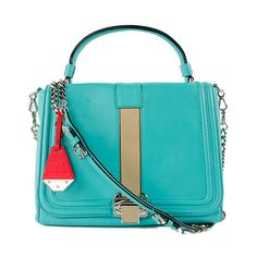 Rebecca Minkoff - 20eeslccr2 Shoulder Bags ($895) ❤ liked on Polyvore