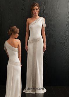 Amanda Wakeley Wedding Dresses Spring 2014 Collection