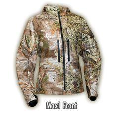 #RealtreeMax-1 #Camo Prois XTREME Jacket  #huntingjacket #realtreegirlshunt